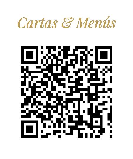 Cartas & Menús QRcode